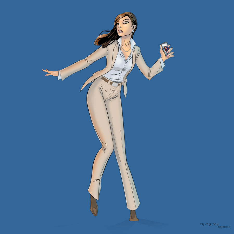 Lois Lane by arunion
