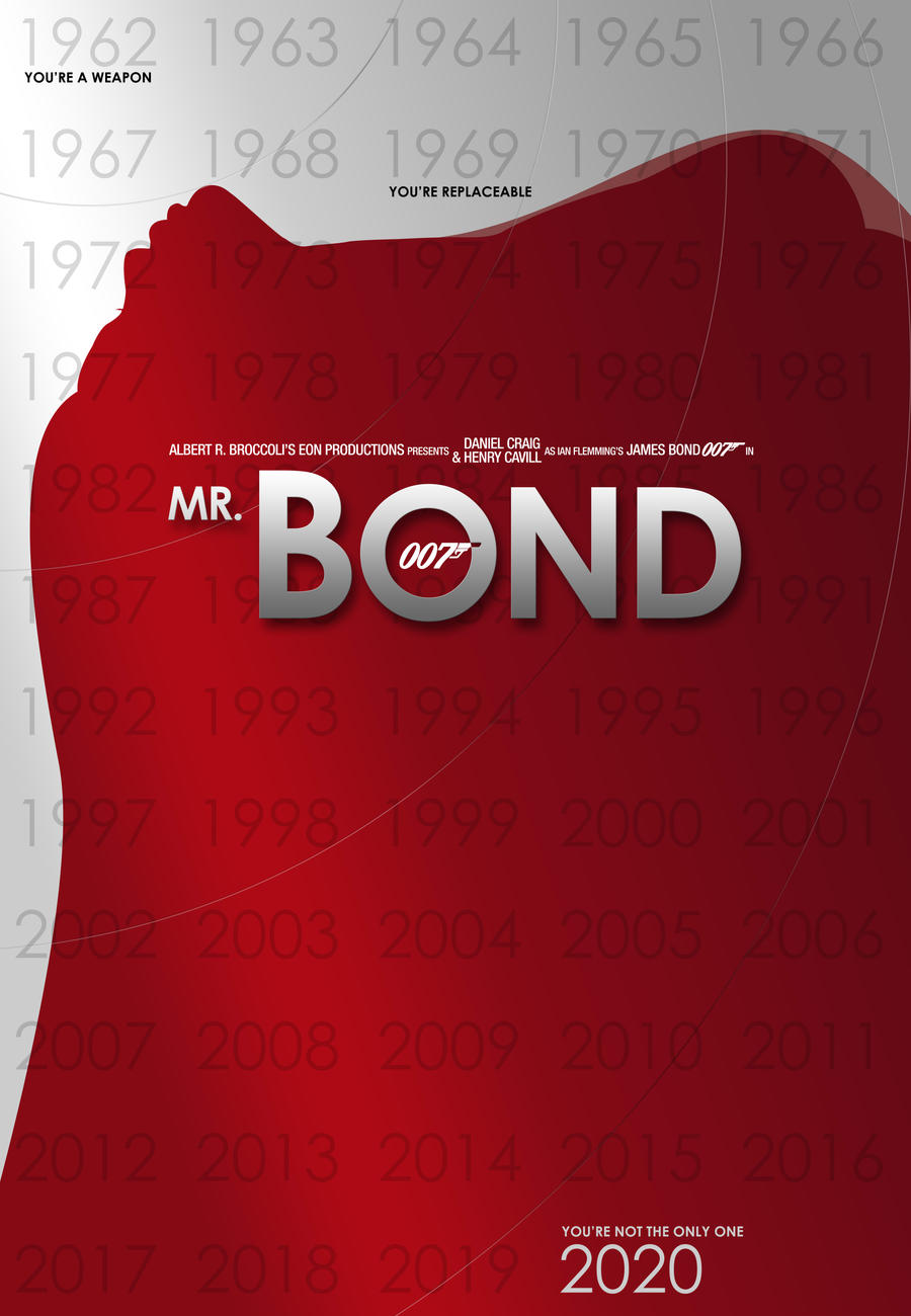 James Bond: Mr Bond 1 by arunion