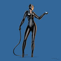 Catwoman by arunion