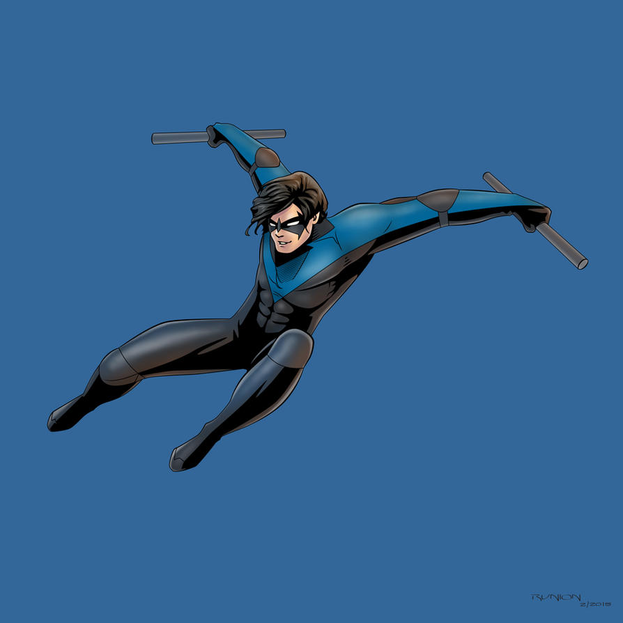 Nightwing by arunion