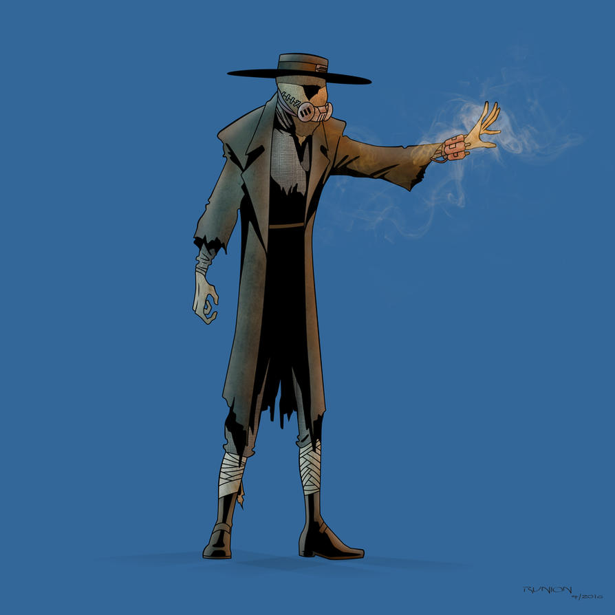 The Scarecrow by arunion