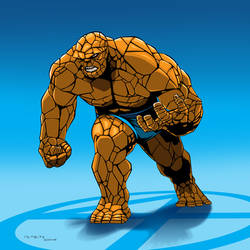 The Thing 1966 (Ben Grimm)