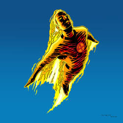 The Human Torch 1966 (Johnny Storm)
