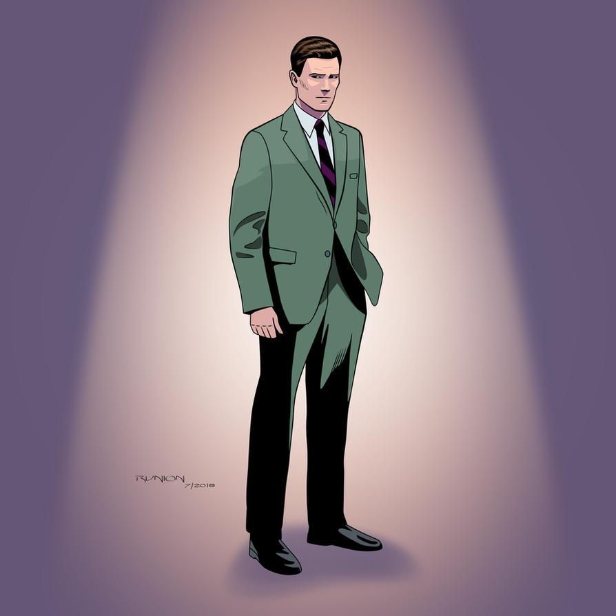 Norman Osborn by arunion