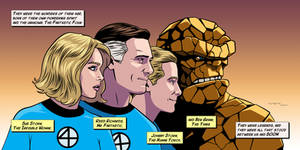 Introducing The Fantastic Four 1966