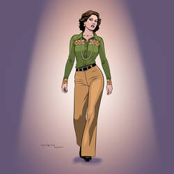 Betty Ross 1976 by arunion