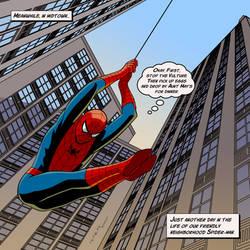 Spider-man Swings