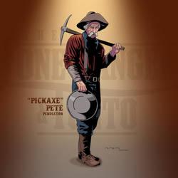'Pickaxe' Pete Pendleton