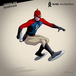 Sky-Rider (Aeron, Aaron Wright)