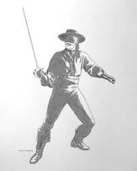 Zorro - pencils