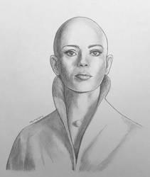 Ilia - pencil