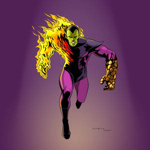 Super-skrull (Kl'rt)
