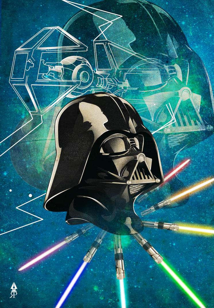 Darth Vader by XRapidusX