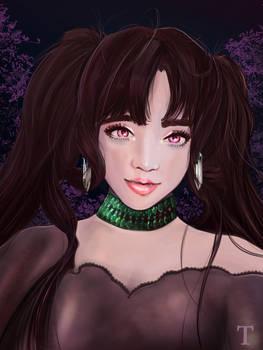 Salem a DnD character portrait