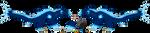 MYO Sharkbeast Contest Entry: Whisp by BloodRedKit
