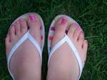 mah feet