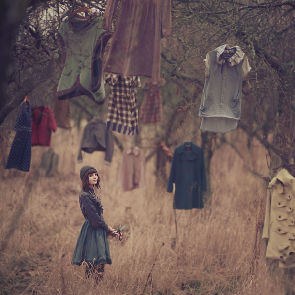 designer's portrait by oprisco