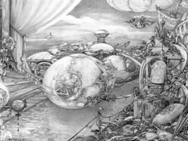 DECEPTION SURPLUS by Ensomniac
