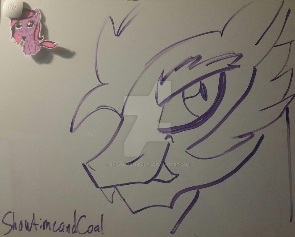 Whiteboard doodle vladimit nachts by showtimeandcoal on for Cute whiteboard drawings