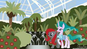 Commission: Hyderpony Kew Gardens