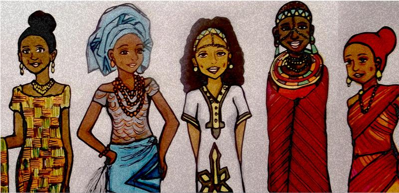 African Women Traditional Dresses By Uggochi On Deviantart-7989