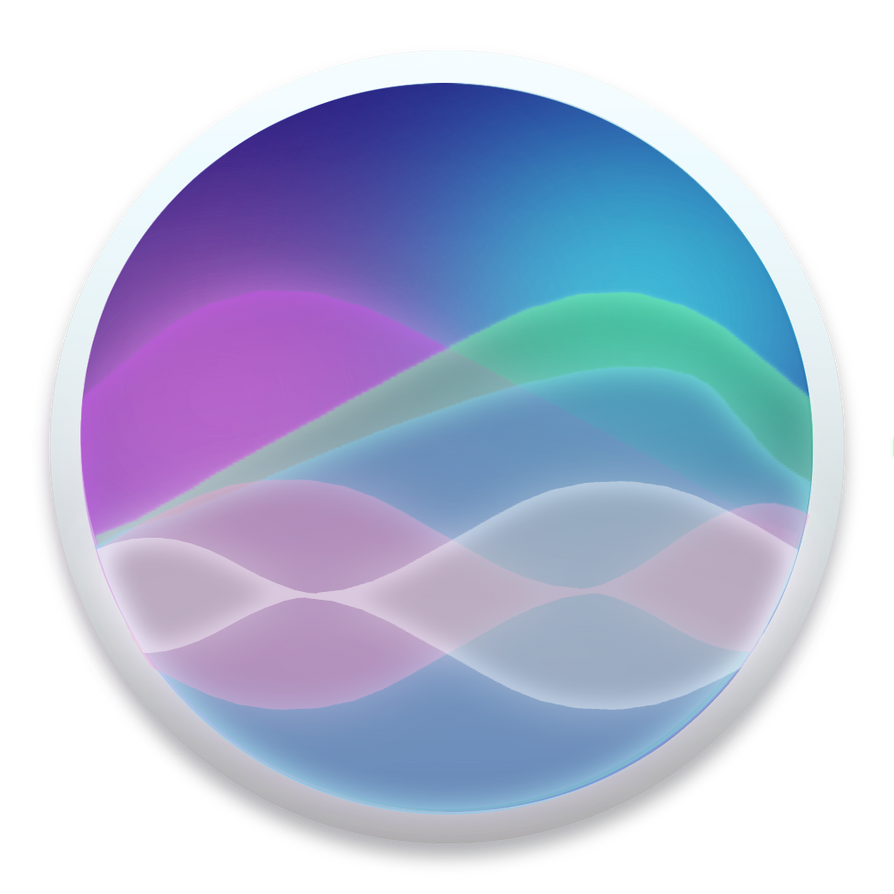 macos sierra siri icon by diroman28 on deviantart
