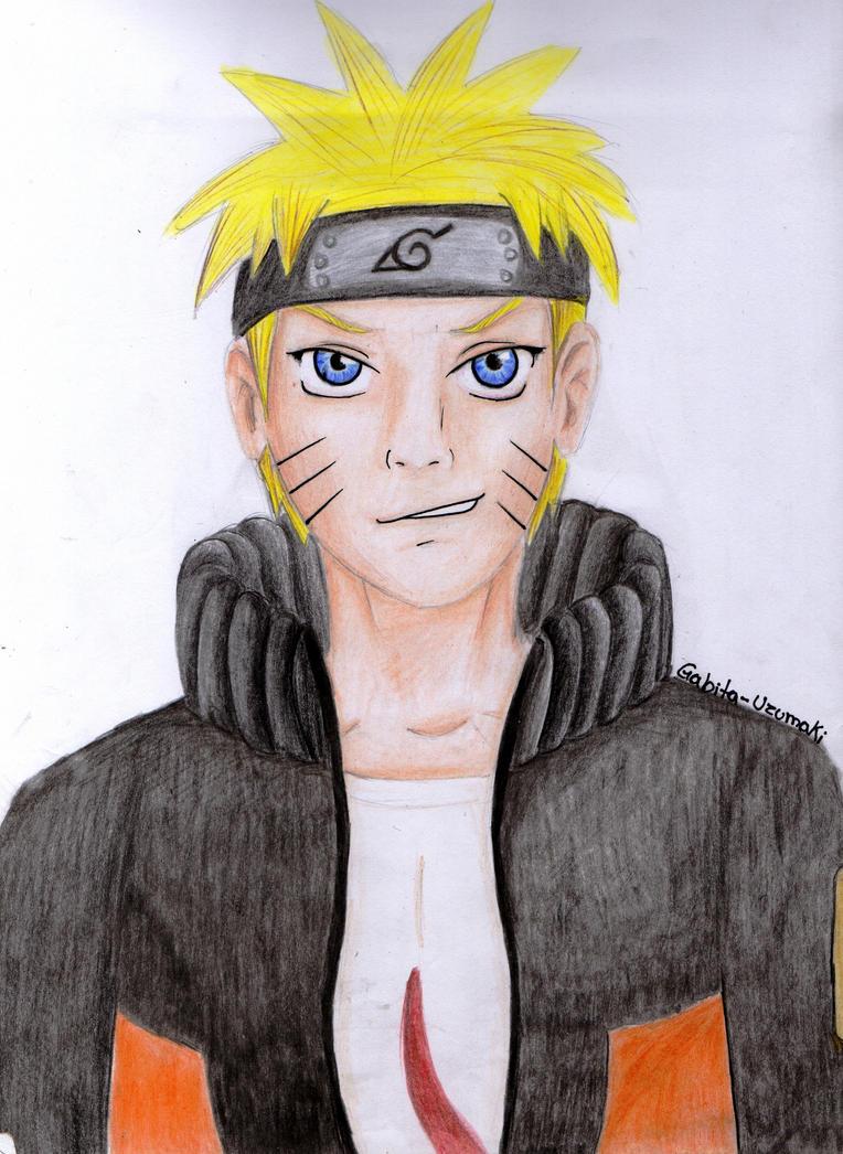 Naruto by gabita-uzumaki