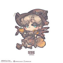 596 - Witch Mercy