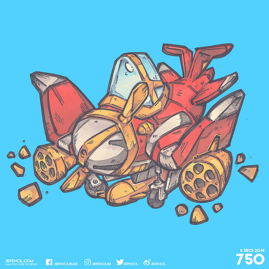 750 - Aerosmith by Jrpencil