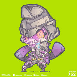 750 - Purple Haze by Jrpencil