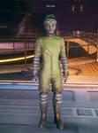 Space Prison Uniform