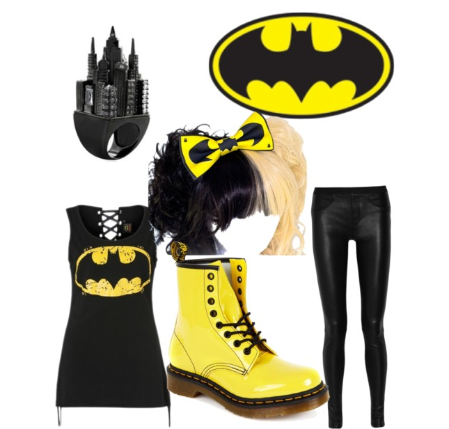 Batman by brie-grimes-twd