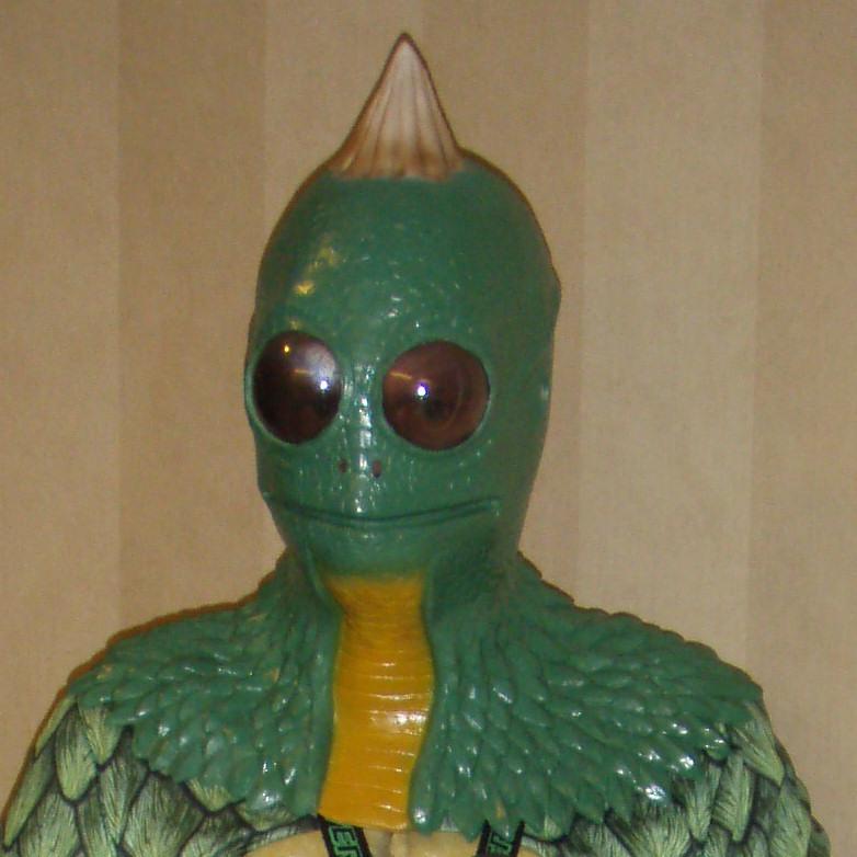 Make Lizard Costume Kids