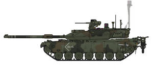 M8 Lariat 1A2 Main Battle Tank