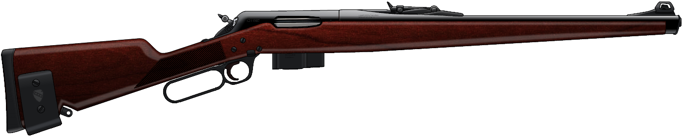 Lever Action Service Rifle Mk. II LASR by AC710N87