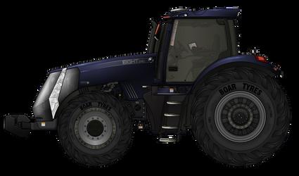 Motor Horse Model Eight-340 Tractor