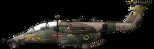 Dakotastani Duke OA.1 COIN, Light Attack Aircraft