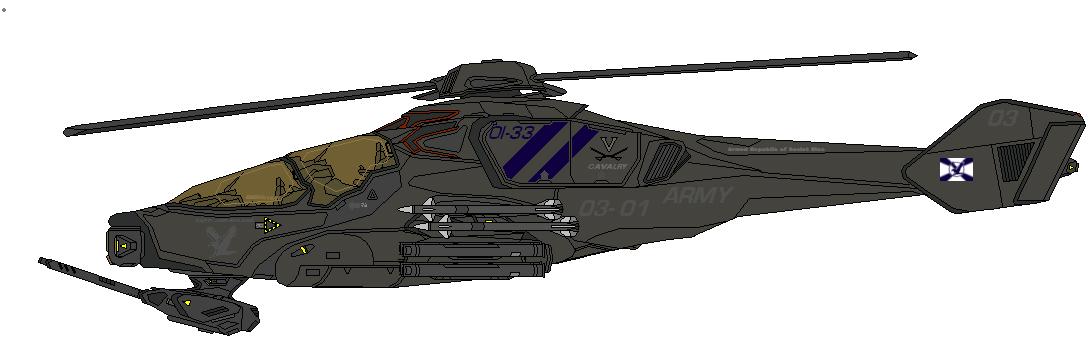 SAH-33A OI-33A Svyatogor AH by AC710N87