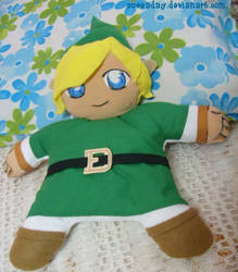 pillow link by zoesaday