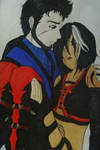 Bi Han and Sareena [Please, return to me...] by GabyxJorge