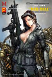 Gun Girl by porco2