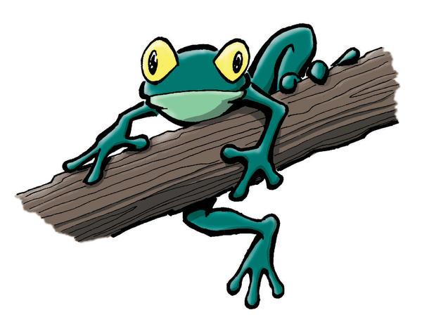 Treefrog by SethWolfshorndl