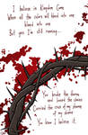 Lyric: U2