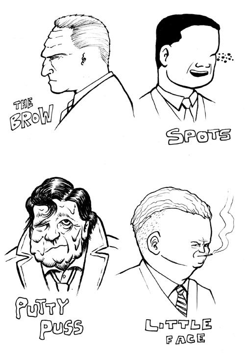 Dick Tracy villains 2