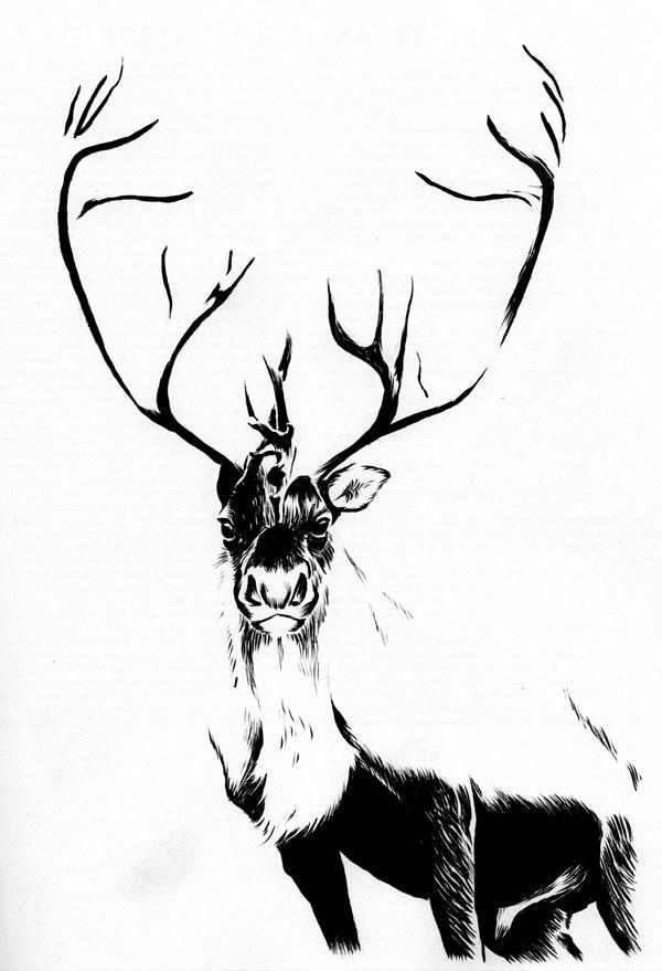 Caribou by SethWolfshorndl