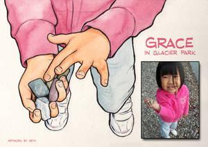 Grace in Glacier Park