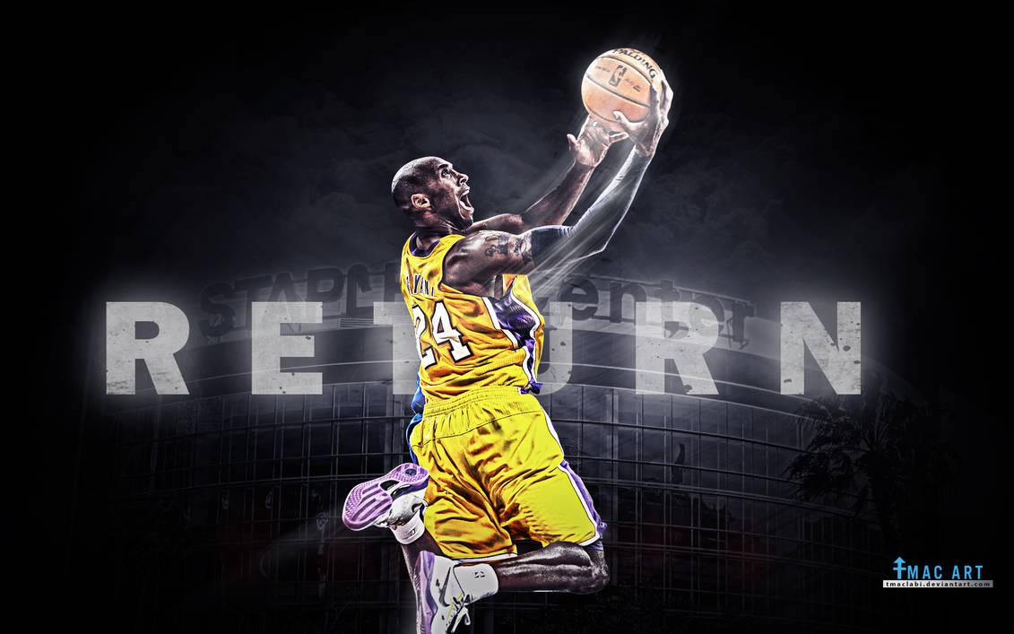 huge discount 5e17b c704f Kobe Bryant Return by tmaclabi ...