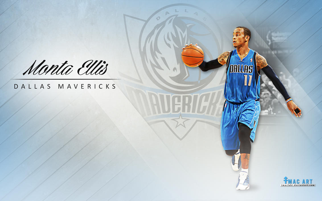 Monta Ellis Dallas Mavericks Wallpaper By Tmaclabi