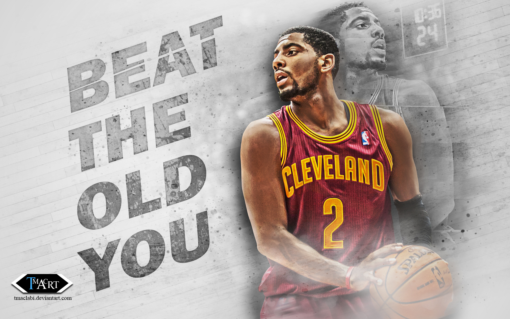 Kyrie Irving 2017 Wallpapers