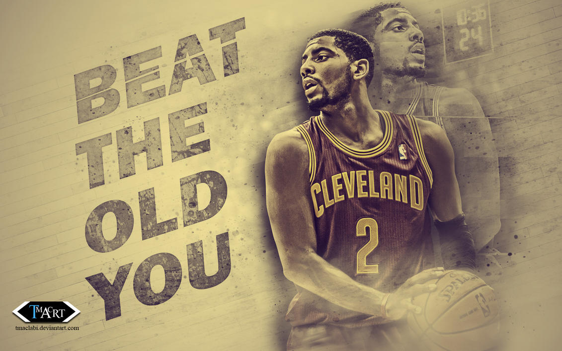 Kyrie Irving Beat The Old Your Wallpaper V2 By Tmaclabi